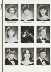 Page 10, 1984 Edition, Jacksboro High School - Fang Yearbook (Jacksboro, TX) online yearbook collection