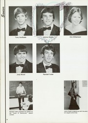 Page 14, 1984 Edition, Jacksboro High School - Fang Yearbook (Jacksboro, TX) online yearbook collection