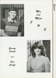 Page 15, 1984 Edition, Jacksboro High School - Fang Yearbook (Jacksboro, TX) online yearbook collection