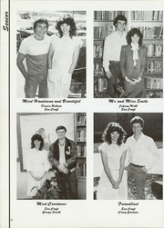 Page 16, 1984 Edition, Jacksboro High School - Fang Yearbook (Jacksboro, TX) online yearbook collection