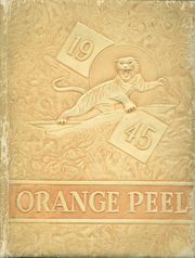1945 Edition, Stark High School - Orange Peel Yearbook (Orange, TX)