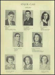 Page 16, 1949 Edition, Stark High School - Orange Peel Yearbook (Orange, TX) online yearbook collection