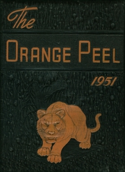 1951 Edition, Stark High School - Orange Peel Yearbook (Orange, TX)