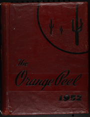 1952 Edition, Stark High School - Orange Peel Yearbook (Orange, TX)