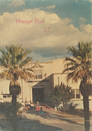 Stark High School - Orange Peel Yearbook (Orange, TX) online yearbook collection, 1957 Edition, Page 1