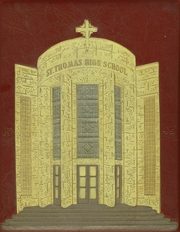 1945 Edition, St Thomas High School - Aquin Yearbook (Houston, TX)