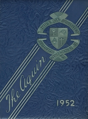 1952 Edition, St Thomas High School - Aquin Yearbook (Houston, TX)