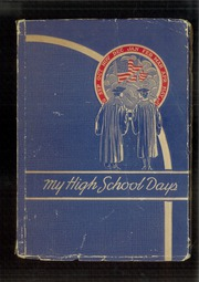 West High School - Trojan Yearbook (West, TX) online yearbook collection, 1942 Edition, Page 1