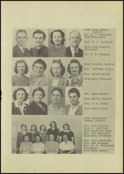 Page 15, 1945 Edition, West High School - Trojan Yearbook (West, TX) online yearbook collection