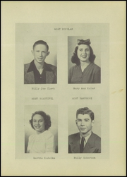 Page 51, 1945 Edition, West High School - Trojan Yearbook (West, TX) online yearbook collection