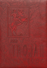 West High School - Trojan Yearbook (West, TX) online yearbook collection, 1946 Edition, Page 1