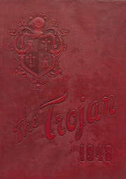West High School - Trojan Yearbook (West, TX) online yearbook collection, 1948 Edition, Page 1