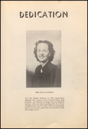 Page 11, 1948 Edition, West High School - Trojan Yearbook (West, TX) online yearbook collection