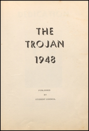 Page 9, 1948 Edition, West High School - Trojan Yearbook (West, TX) online yearbook collection