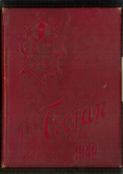 Page 1, 1949 Edition, West High School - Trojan Yearbook (West, TX) online yearbook collection