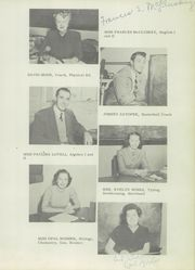 Page 15, 1950 Edition, West High School - Trojan Yearbook (West, TX) online yearbook collection