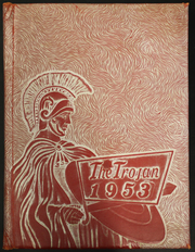 Page 1, 1953 Edition, West High School - Trojan Yearbook (West, TX) online yearbook collection