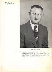 Page 7, 1953 Edition, West High School - Trojan Yearbook (West, TX) online yearbook collection