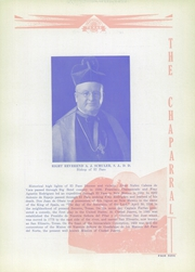 Page 13, 1936 Edition, Cathedral High School - Chaparral Yearbook (El Paso, TX) online yearbook collection