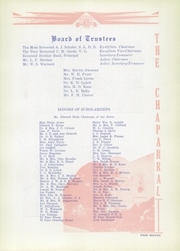 Page 15, 1936 Edition, Cathedral High School - Chaparral Yearbook (El Paso, TX) online yearbook collection