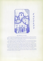 Page 17, 1936 Edition, Cathedral High School - Chaparral Yearbook (El Paso, TX) online yearbook collection