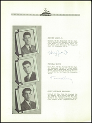 Page 11, 1941 Edition, Cathedral High School - Chaparral Yearbook (El Paso, TX) online yearbook collection