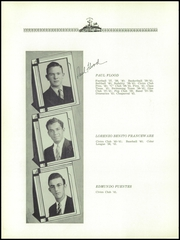 Page 13, 1941 Edition, Cathedral High School - Chaparral Yearbook (El Paso, TX) online yearbook collection