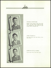 Page 15, 1941 Edition, Cathedral High School - Chaparral Yearbook (El Paso, TX) online yearbook collection