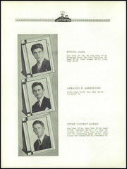 Page 17, 1941 Edition, Cathedral High School - Chaparral Yearbook (El Paso, TX) online yearbook collection