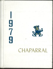 1979 Edition, Cathedral High School - Chaparral Yearbook (El Paso, TX)