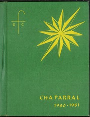 1981 Edition, Cathedral High School - Chaparral Yearbook (El Paso, TX)