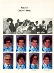 Page 13, 1981 Edition, Cathedral High School - Chaparral Yearbook (El Paso, TX) online yearbook collection