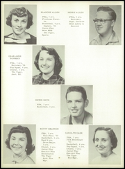 Page 14, 1957 Edition, Malakoff High School - Tiger Yearbook (Malakoff, TX) online yearbook collection