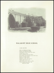 Page 7, 1957 Edition, Malakoff High School - Tiger Yearbook (Malakoff, TX) online yearbook collection
