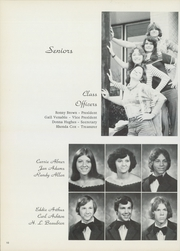 Page 14, 1977 Edition, Malakoff High School - Tiger Yearbook (Malakoff, TX) online yearbook collection