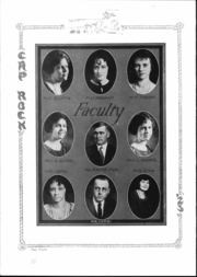 Page 13, 1923 Edition, Post High School - Caprock Yearbook (Post, TX) online yearbook collection