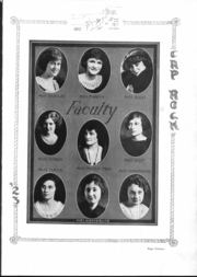 Page 14, 1923 Edition, Post High School - Caprock Yearbook (Post, TX) online yearbook collection