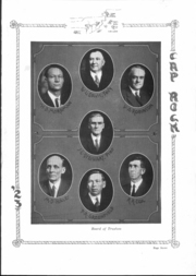 Page 8, 1923 Edition, Post High School - Caprock Yearbook (Post, TX) online yearbook collection