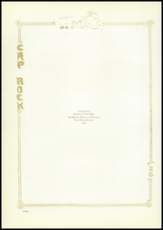 Page 8, 1926 Edition, Post High School - Caprock Yearbook (Post, TX) online yearbook collection