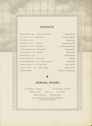 Page 11, 1938 Edition, Post High School - Caprock Yearbook (Post, TX) online yearbook collection