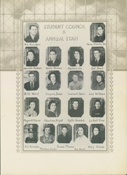 Page 17, 1938 Edition, Post High School - Caprock Yearbook (Post, TX) online yearbook collection