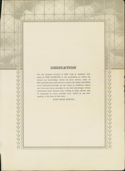 Page 5, 1938 Edition, Post High School - Caprock Yearbook (Post, TX) online yearbook collection