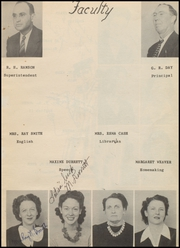 Page 11, 1945 Edition, Post High School - Caprock Yearbook (Post, TX) online yearbook collection