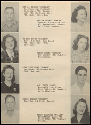 Page 16, 1945 Edition, Post High School - Caprock Yearbook (Post, TX) online yearbook collection