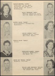 Page 17, 1945 Edition, Post High School - Caprock Yearbook (Post, TX) online yearbook collection