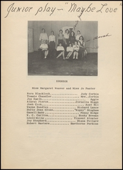 Page 63, 1945 Edition, Post High School - Caprock Yearbook (Post, TX) online yearbook collection