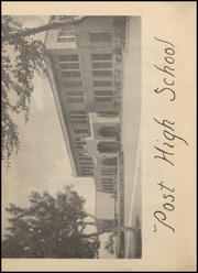 Page 8, 1945 Edition, Post High School - Caprock Yearbook (Post, TX) online yearbook collection