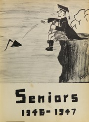 Page 15, 1947 Edition, Post High School - Caprock Yearbook (Post, TX) online yearbook collection