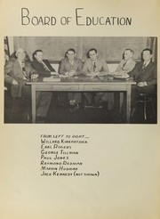 Page 10, 1949 Edition, Post High School - Caprock Yearbook (Post, TX) online yearbook collection