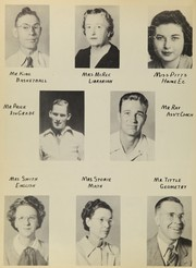 Page 12, 1949 Edition, Post High School - Caprock Yearbook (Post, TX) online yearbook collection